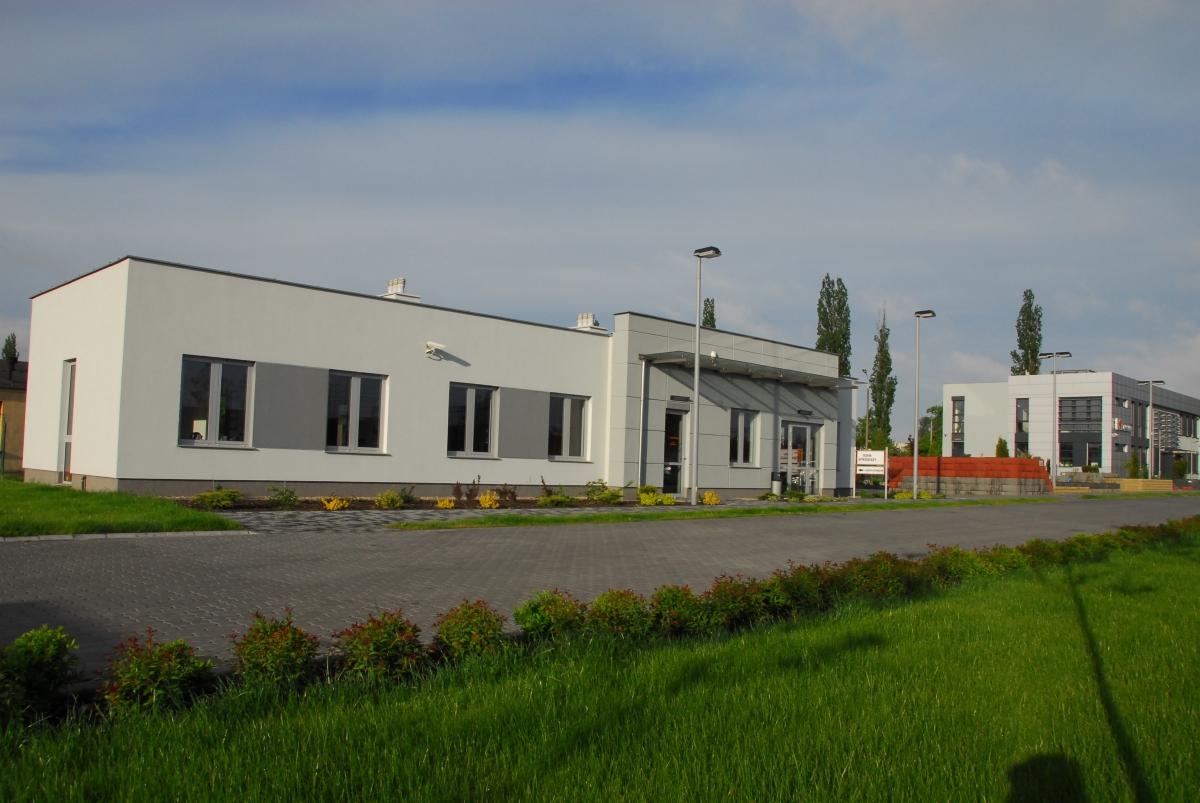 Siedziba firmy KAMAL w Bydgoszczy